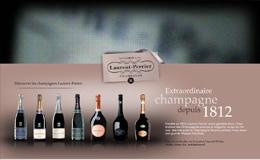 Laurent-Perrier来自1812年的香槟