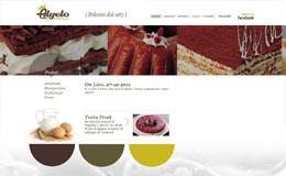 Algelo冰淇淋网站