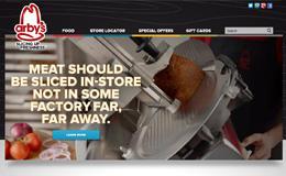 阿拜的餐厅网站