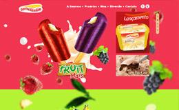 Sorvelandia冰淇淋网站