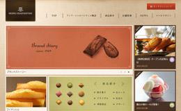 HENRI CHARPENTIER糕点品牌网站