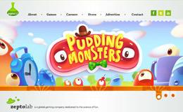 Zeptolab卡通游戏网站