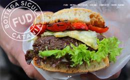 FUD Bottega Sicula餐廳網站