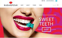Sugarpova糖果品牌