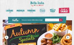 Bella Italia意大利餐廳