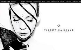 Valentina Gallo鞋子品牌网站