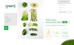 Greens专业配送最优质的水果和蔬菜