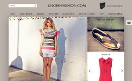 UNGER-FASHION女性設計師品牌