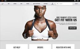 Nike全球网站