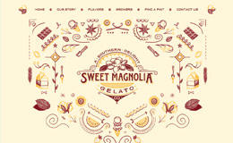 Sweet Magnolia冰淇淋