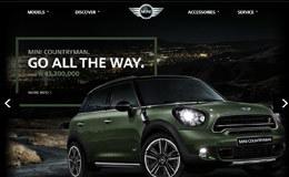 寶馬mini汽車韓國官方網站