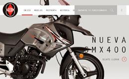 阿根廷Gilera電機摩托車網站
