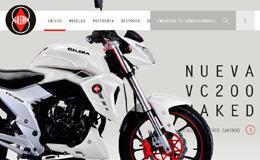 Gilera摩托车网站