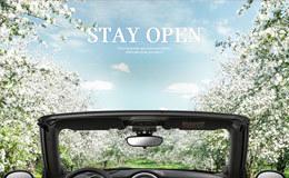 2016新一代MINI敞篷車汽車網站