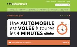 Infoassurance保險網站