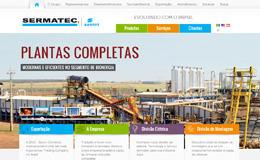 Sermatec巴西集團公司網站
