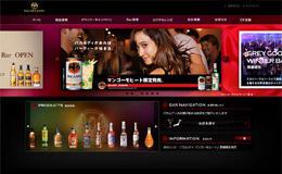 百加得日本官方網站