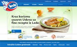 Ledo冰淇淋和冷冻食品公司