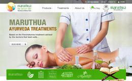 Ayurveda Care按摩中心网站