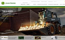 John Deere公司网站