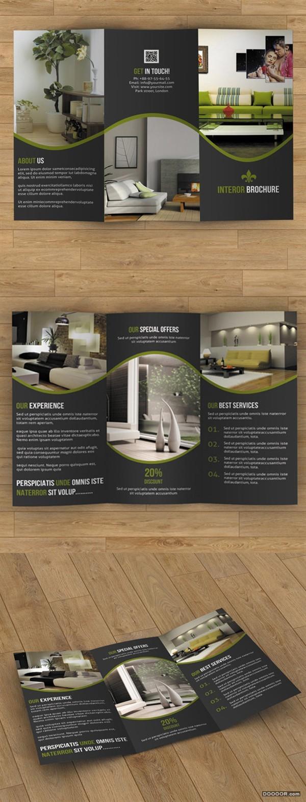 NIRMOLA企業宣傳畫冊與單頁DM設計
