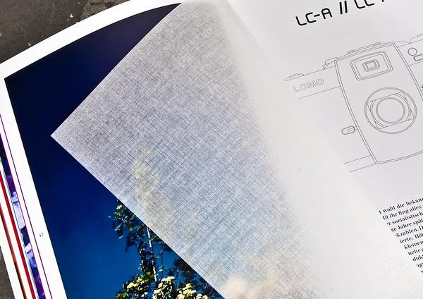 LOMO:Farbrausch新鮮的整頁純色+風景畫冊設計欣賞34P