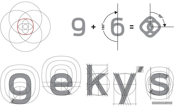 Geky的钥匙 - 服装品牌和服装商店设计