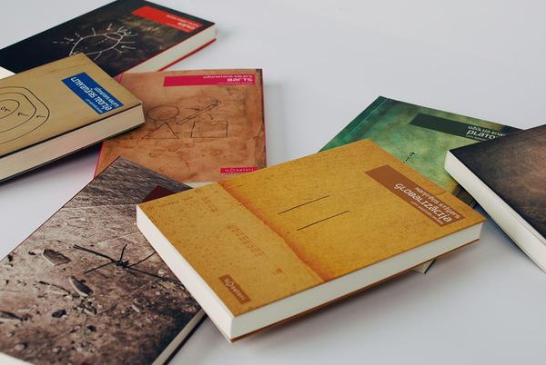 國外書籍畫冊設計