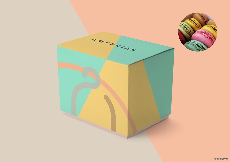 AMPERIAN安培婚庆礼仪策划公司品牌形象设计-BÜRO UFHO
