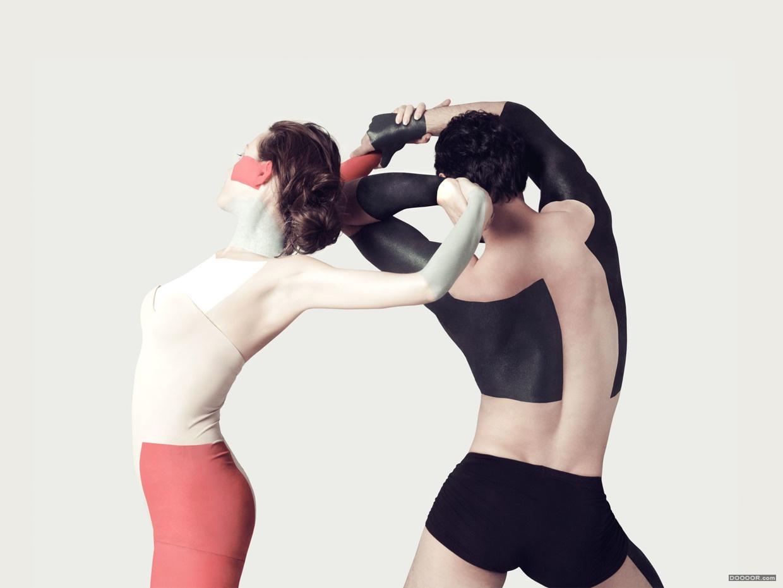 M.U.D.舞蹈培训中心品牌形象设计