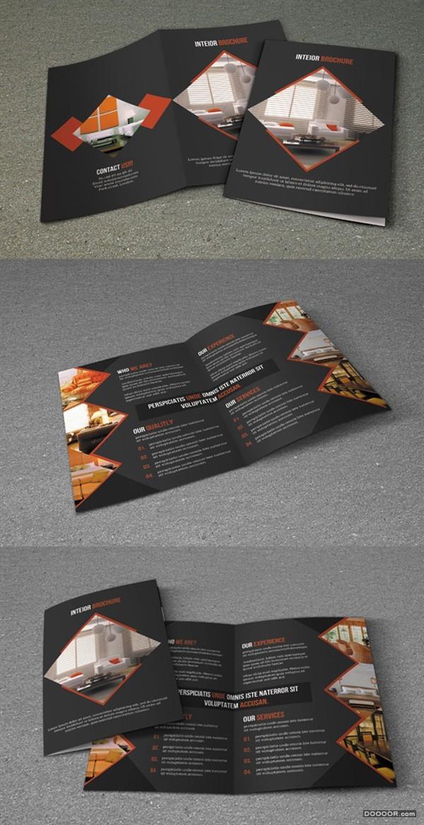NIRMOLA企业宣传画册与单页DM设计