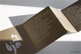 硬道理-PAPRIKA品牌VI元素类卡片折页与宣传册设计