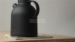 CHA·OLOGY曼彻斯特市日本传统榻榻米茶室品牌设计