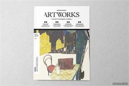 国外艺术与商业杂志季刊设计