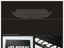 Repeat杂志版式设计9