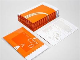 Studio Lin 宣傳冊設計