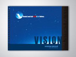 vision Group 画册设计
