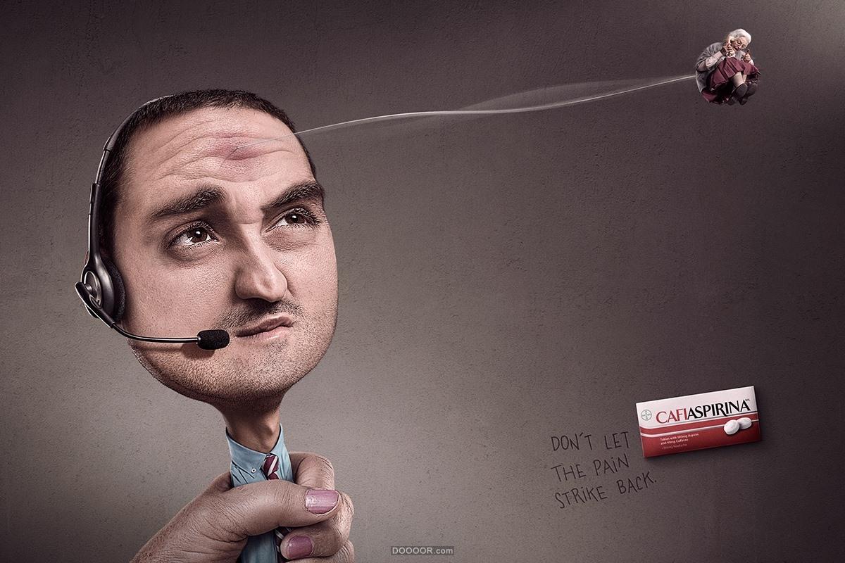 Ariel Soto创意合成广告设计