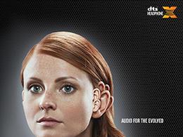 DTS HeadphoneX多声道耳机创意广告