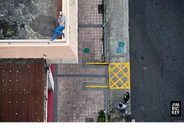 错觉 翻转的建筑视角Jim Rickey高清创意广告