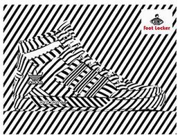 FOOT LOCKER体育运动用品网络零售商创意广告