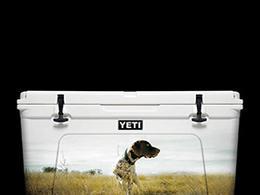 美國YETI COOLERS系列創意廣告欣賞