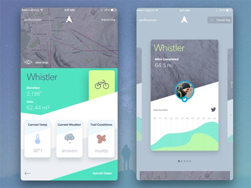 超棒的Material Design UI设计欣赏