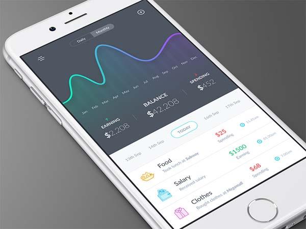 30个支付UI界面设计欣赏