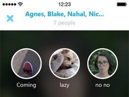 Skype Qik社交应用