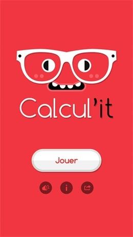 Calculit一个有趣的游戏应用