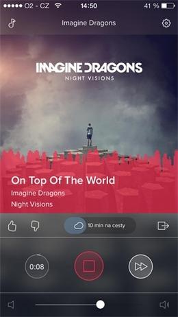 Youradio音乐应用
