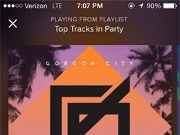 Spotify Music音樂應用