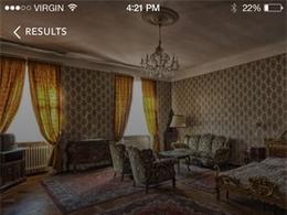 酒店预订信息界面设计