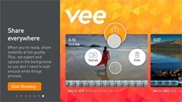 Vee视频应用界面设计